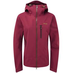 Sherpa Lithang Jacket Women anaar/ant brass
